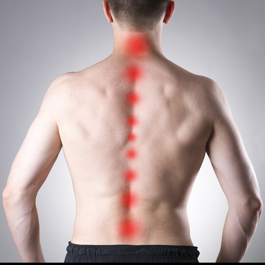 spine pain,