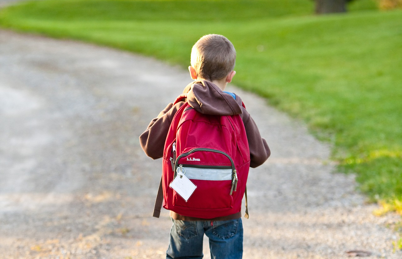 Myths about Backpacks and Kids