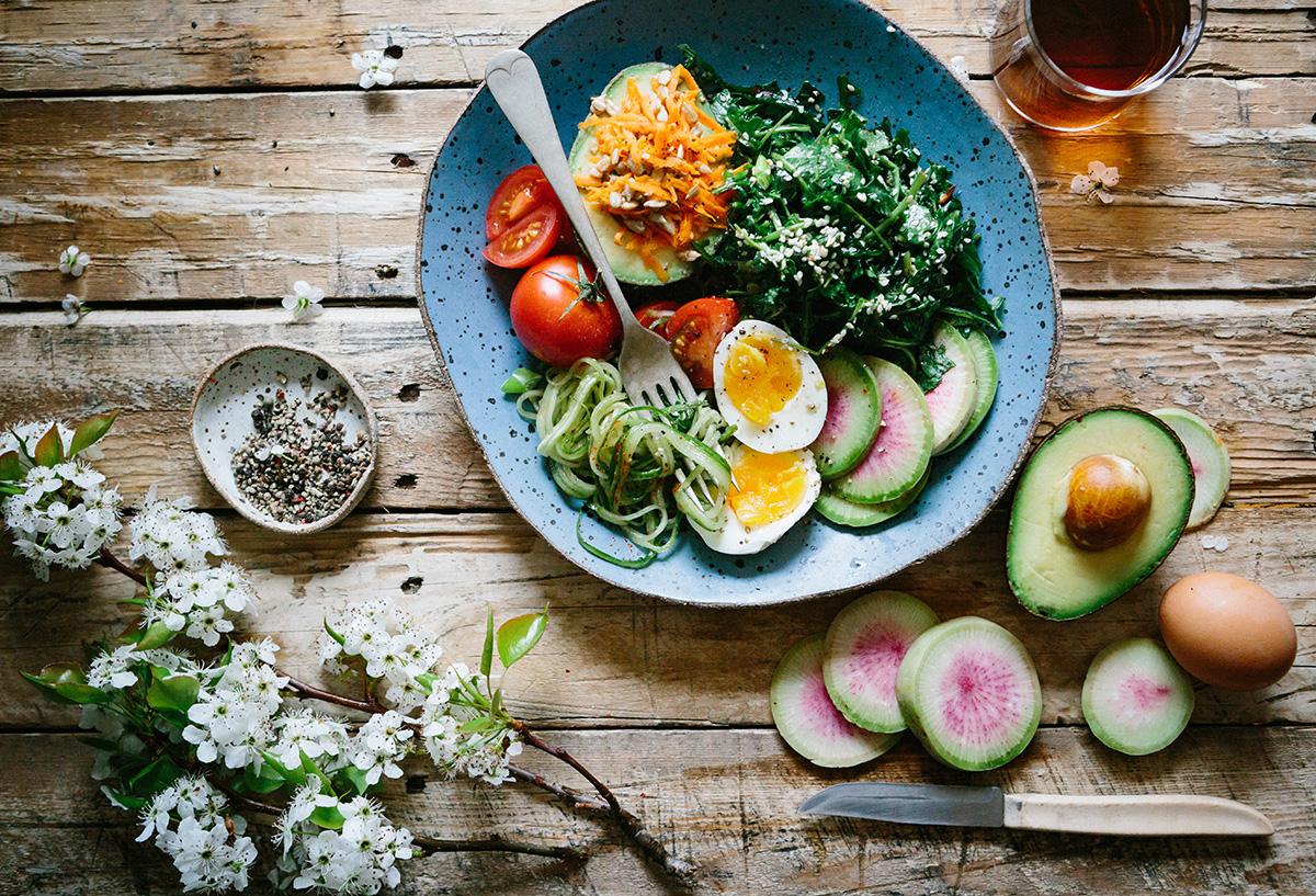 Nutrition for Back Health